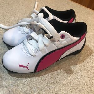 PUMA toddler girl shoes 11.5